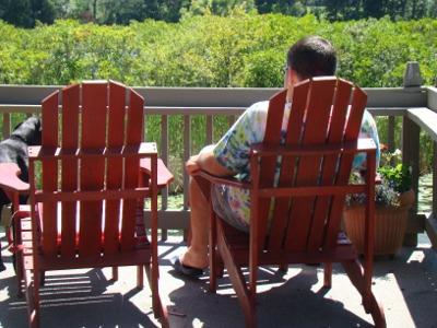Lake 2010 chairs