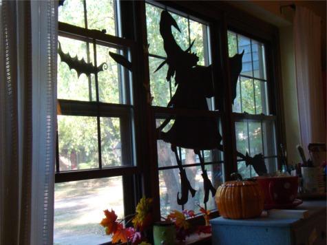 Window witch
