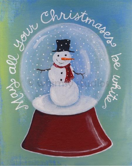 White christmases