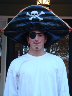 R pirate