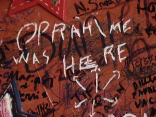 Chicago ginos oprah