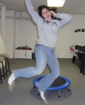 Kate jump