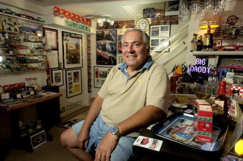 Dad corvette museum