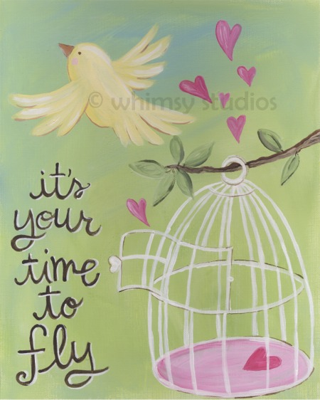 Fly the nest