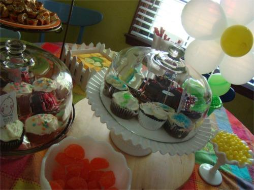 Summer os cupcakes