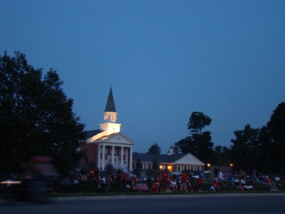 July 4th church
