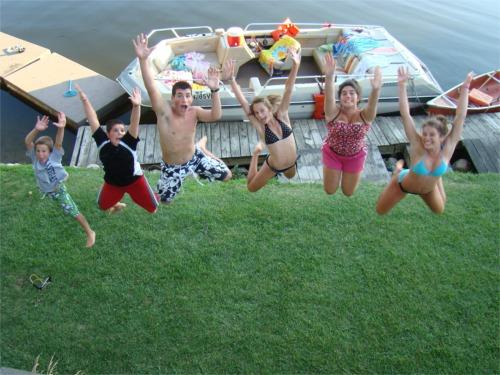 Lake 2010 jump
