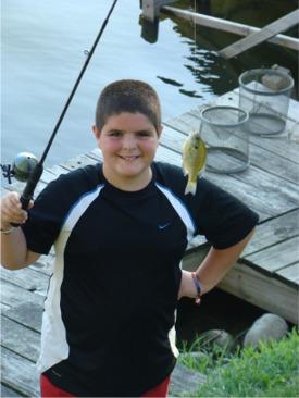 Lake 2010 g fish