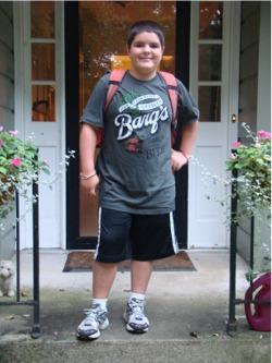 School first day 2010 g