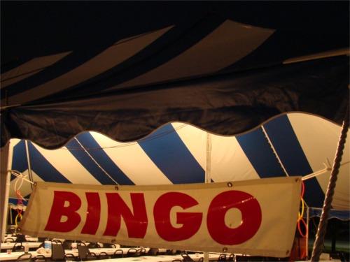 Seton fest bingo