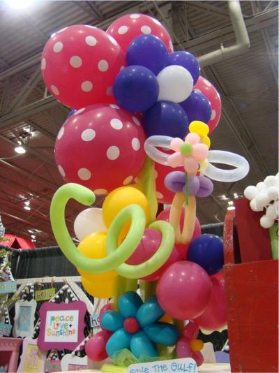 HM balloons