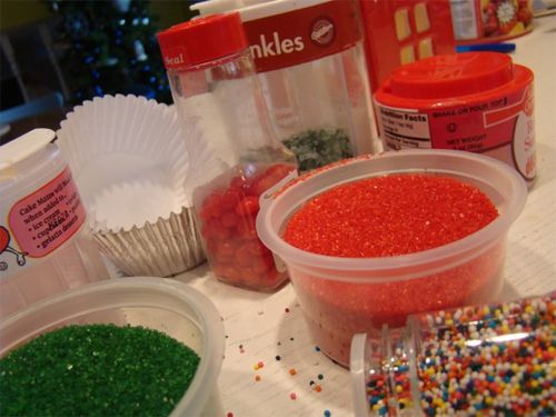 Dec stuff sprinkles
