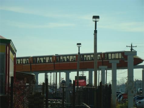 Ikea 10 monorail