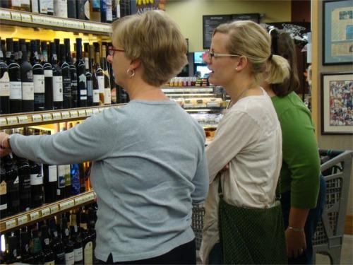 Ikea 10 wine choices