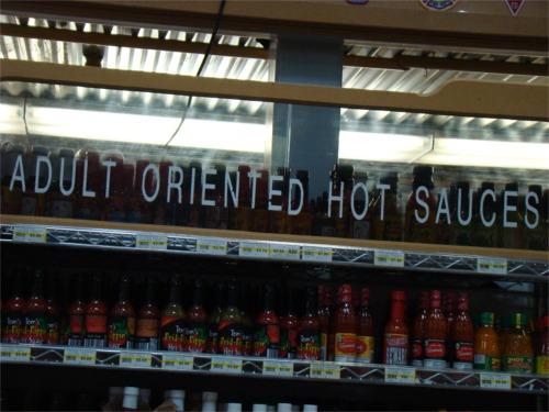 Ikea 10 adult hot sauces