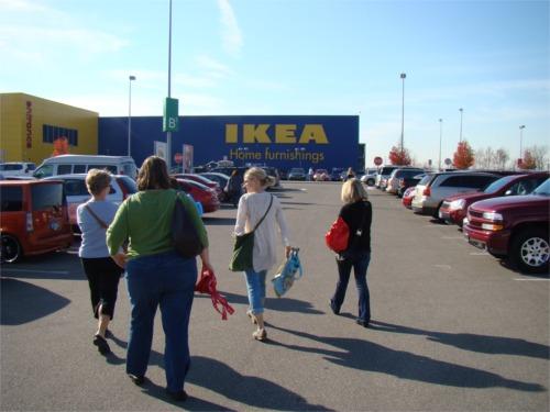 Ikea 10 arrival