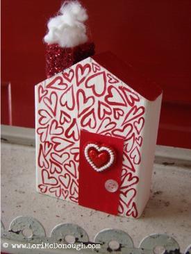Valentine house 3