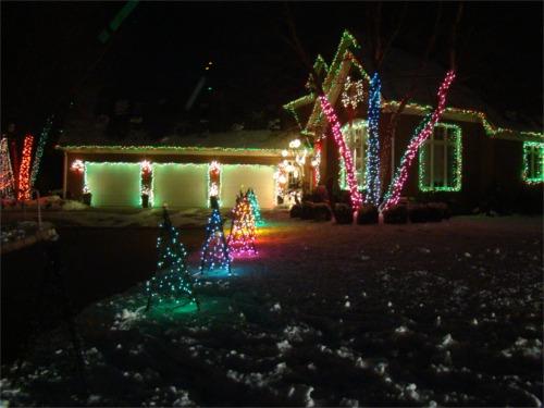 2010 lights house