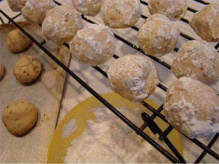 Cookies sandies
