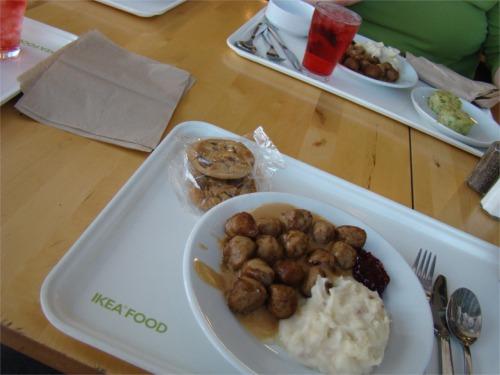 Ikea 10 meatballs