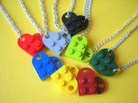Etsy wish lego necklace