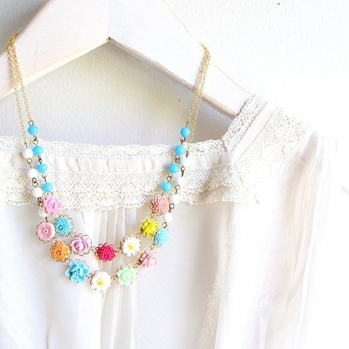 Etsy wish necklace