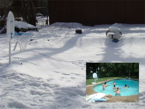 Feb pool