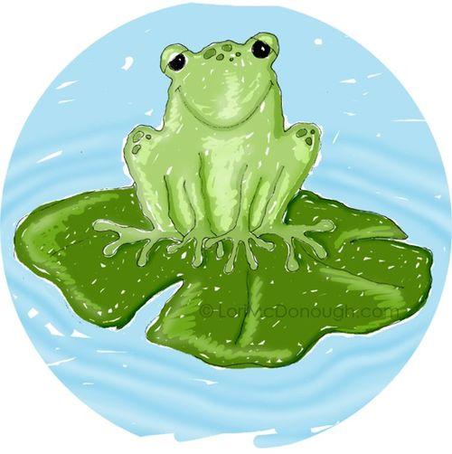 Froggy circle