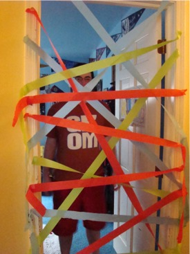 Riley bday streamers1