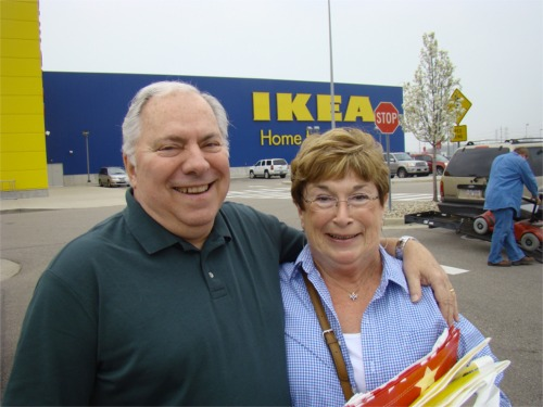 Ikea mom and dad
