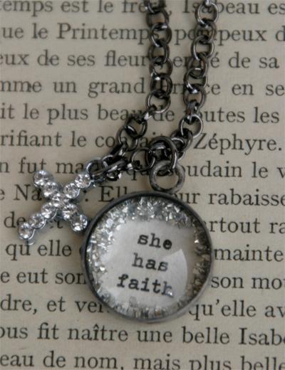 Shehasfaith necklace