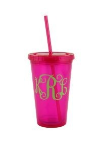 Cup hot pink