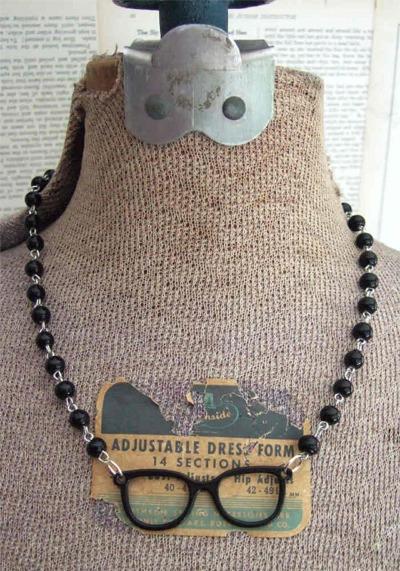 Jennyelkins nerdy necklace