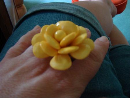 Kates yellow ring