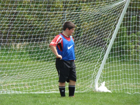Griffin goalie