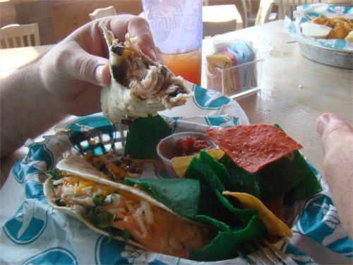 Gs ho fish tacos