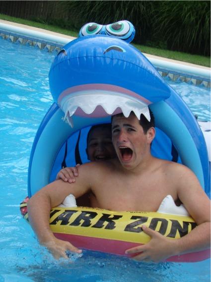 R b shark