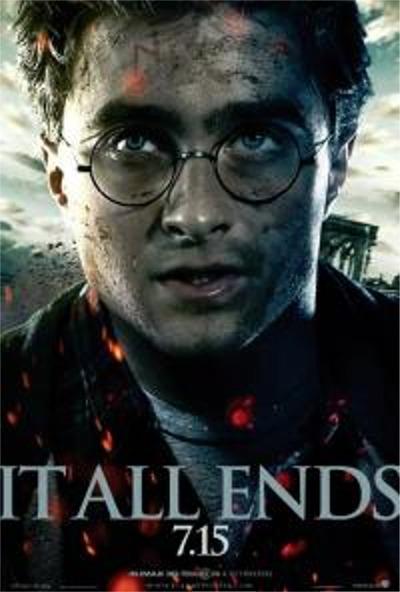 Harry movie poster