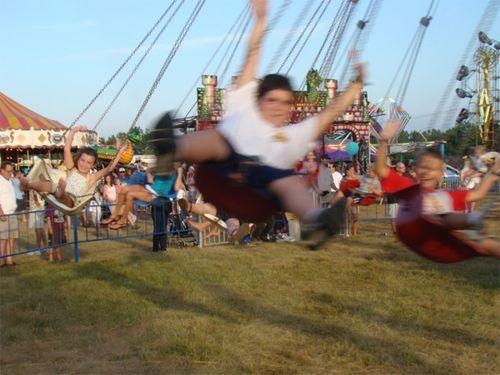 Sf swings in motion