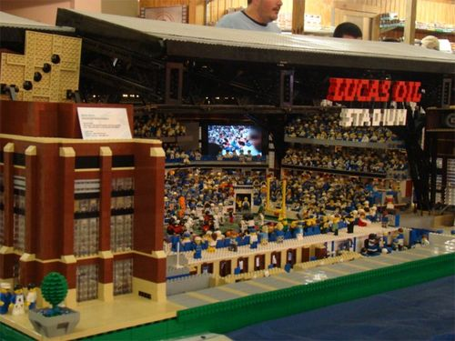 Fair lego lucas oil