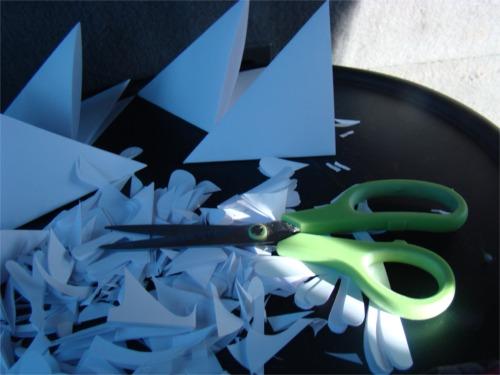 Ikea 2011 snowflakes