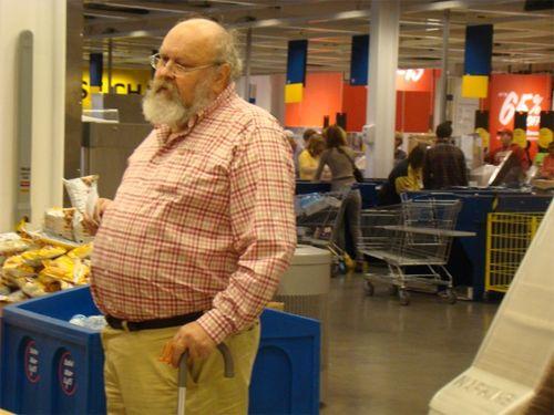 Ikea 2011 santa