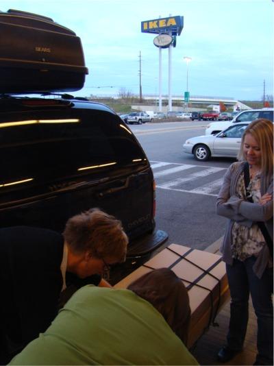 Ikea 2011 packing 1