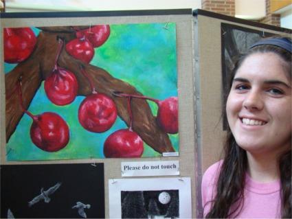 Kate art berries
