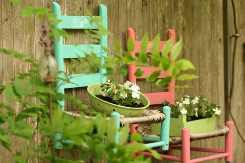 Jenbowles chair garden