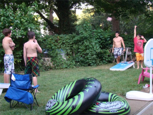 Pool party 2011 2
