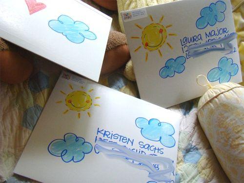Happy mail sunshine