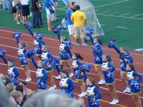 Fnl cheerleaders