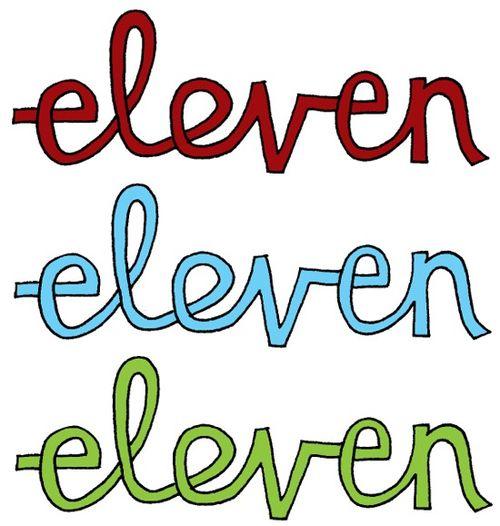 Eleven eleven eleven