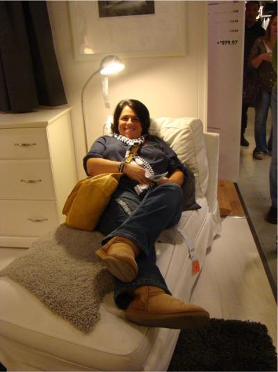Ikea 2011 chaise